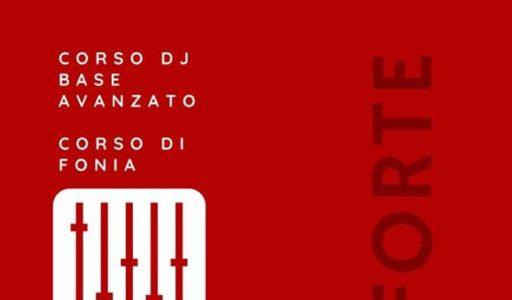 🎚 CORSO DJ E FONIA 2020 🎚